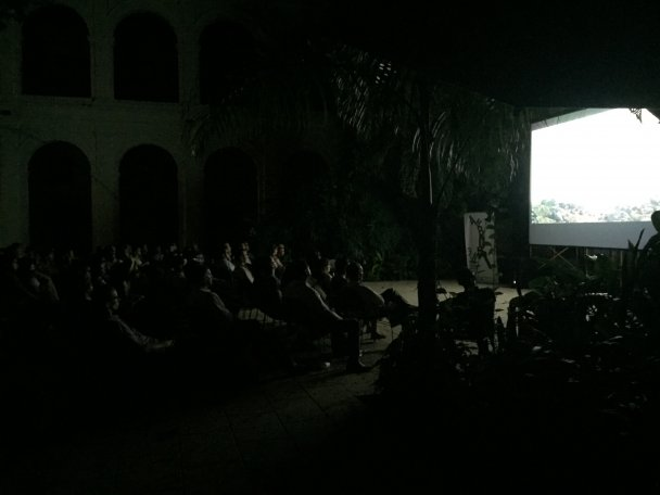 WALLS in AMBULANTE COLOMBIA film festival