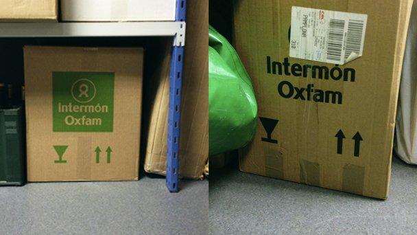ARENA E INTERMON OXFAM