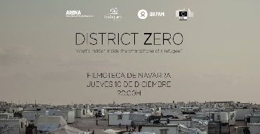 DISTRICT ZERO EN FILMOTECA