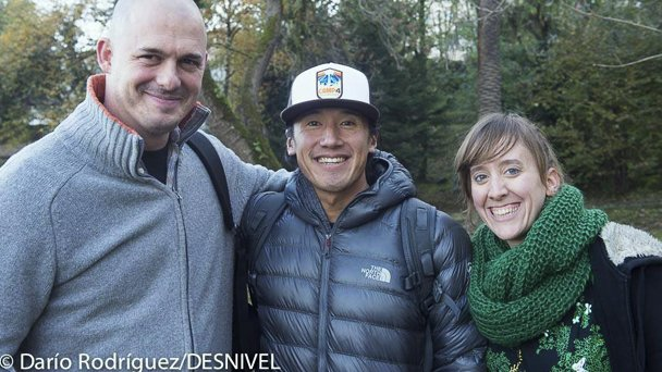 MASTER CLASS WITH JIMMY CHIN