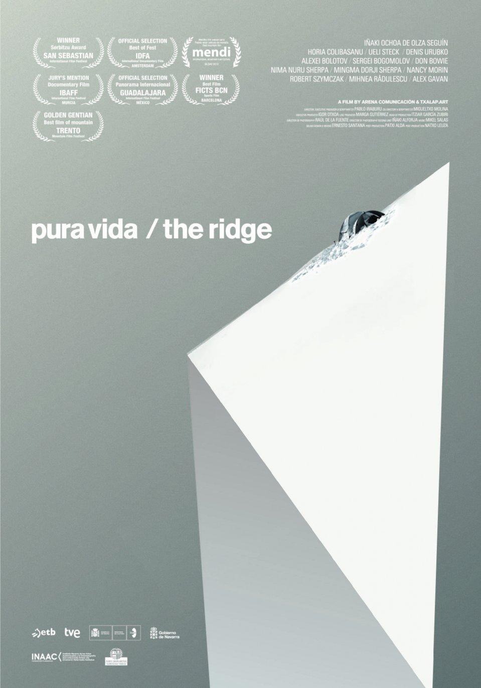 PURA VIDA / THE RIDGE