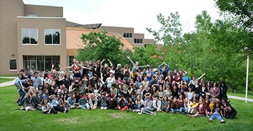 100 AMIGOS EN MINNEAPOLIS