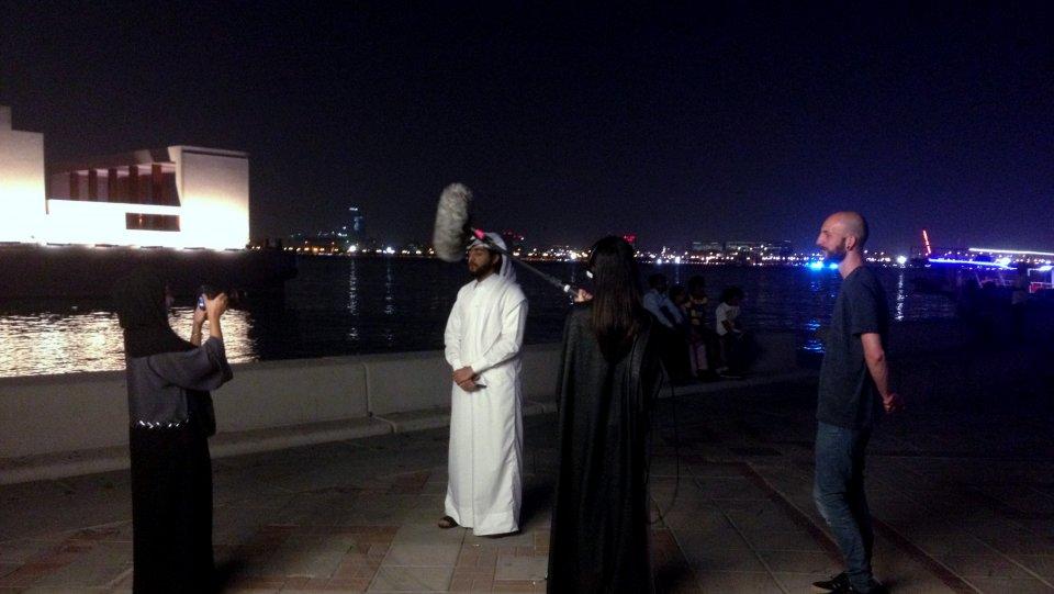 ARENA COMUNICACION formación en Doha.