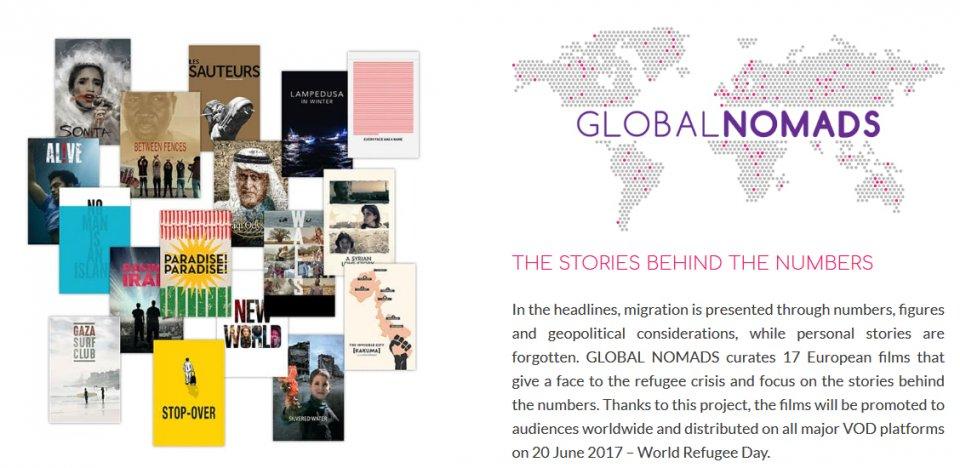 ARENA COMUNICACION. Global Nomads.